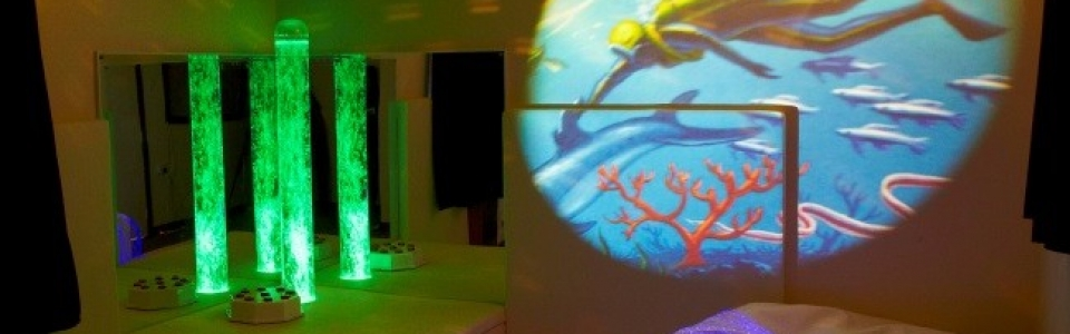 SeaShell Trust sensory room